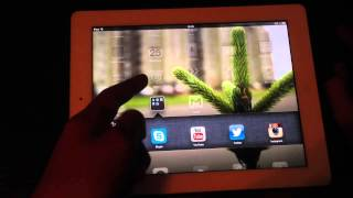 Что установлено на моем iPad 4