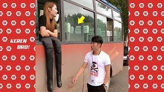 So Funny! New Funny Chinese Prank Videos P✦13『Can't Stop Laughing 2019』.