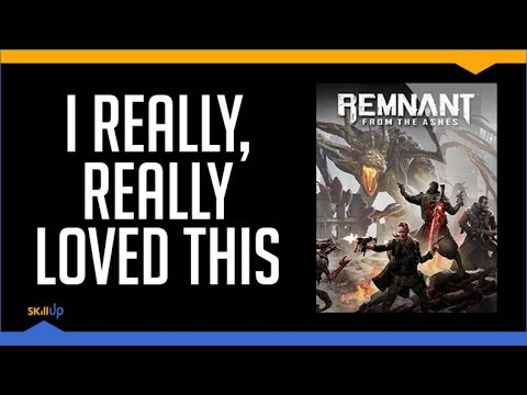 Remnant: From The Ashes - The Review - YouTube video thumbnail