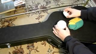 Увлажнитель гитары самодельны