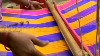 Handloom Weavers in a Village, Tripura