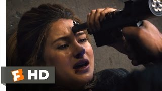 Divergent (10/12) Movie CLIP - It's Me (2014) HD