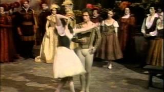 Giselle con Rudolf Nureyev- 1979