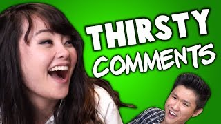 READING THE THIRSTIEST COMMENTS - RYC #10