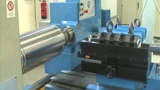 Video Máy phay rãnh vằn