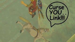 Dead Horse Rag-doll Physics And Glitches!!! Cruel Hilarious Fun!!! Zelda BotW