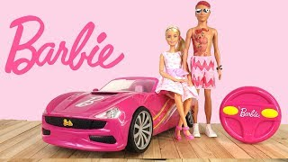 Barbie Remote Control Convertible Review and Test