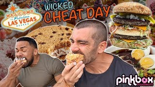 Cheat Day in Las Vegas with Jonathan Irizarry and Special Guests | Wicked Cheat Day #75