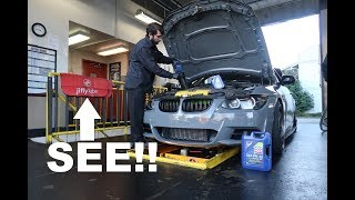 OIL CHANGE AT JIFFY LUBE!?