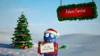 preview picture of video '¡FELICES FIESTAS! - ZOOM 4X'