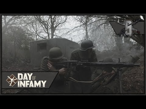 Free2Play Weekend! MG42 CQB- Day of Infamy - German Machine Gunner Gameplay