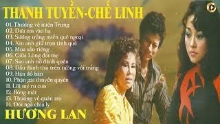 Nhạc Xưa CHẾ LINH, HƯƠNG LAN, THANH TUYỀN | Tuyệt Phẩm Nhạc Vàng Hải Ngoại Bolero Lay Động Con Tim