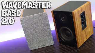 Wavemaster BASE 2.0 BT Speaker - ideal for your setup!
