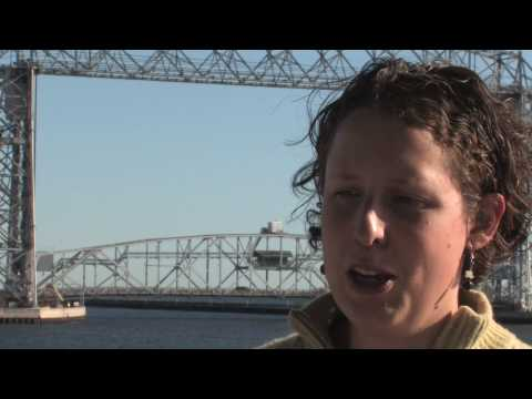 Director of Education, Sarah Erickson, talks about environmental education in Minnesota and at the Aquarium.