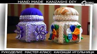 АРТ Игольница для рукодельницы своими руками / ART Pincushion for craftswomen with their own hands.