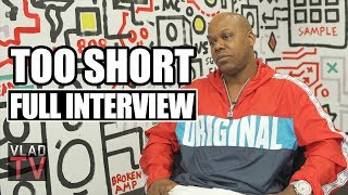 Too Short on Pioneering West Coast Rap from the Oakland Streets (Full Interview)