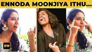 Shoot Pannum Pothu Valikum!   Thanga Meenkal Sadhana   Peranbu   MY279