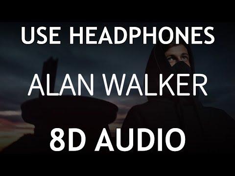 AUDIO 8D: Alan Walker - Force - USE HEADPHONES!