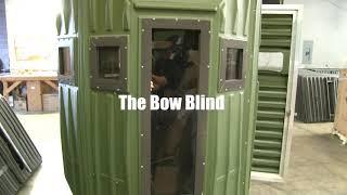 Deer Hunting Blinds