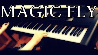 Space Cats - Magic Fly ( Cover by David Jacek ) Roland BK-5