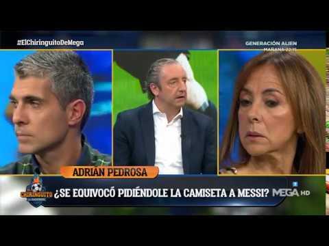 """Josep Pedrerol: """"Ser del Espanyol es MUY DURO en Catalunya... NINGUNEADO CONSTANTEMENTE"""""""