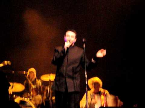 Marc Almond - The Lowry - Melancholy Rose