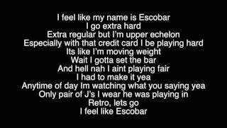 Escobar(s) - By: Mike Stud (Lyric Video)