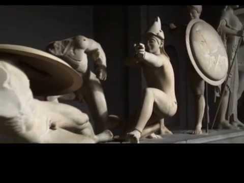 Cum arătau sculpturile grecești în antichitate