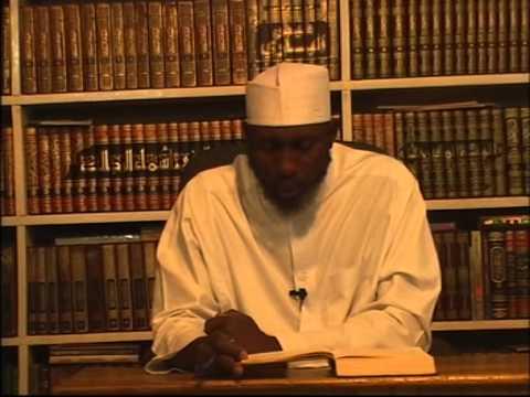 Sheikh Awwal Albany Zaria(Tafsir Ibnu Khaseer 11)