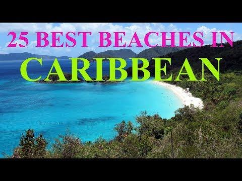 Οι 25 ωραιότερες παραλίες στην Καραϊβική