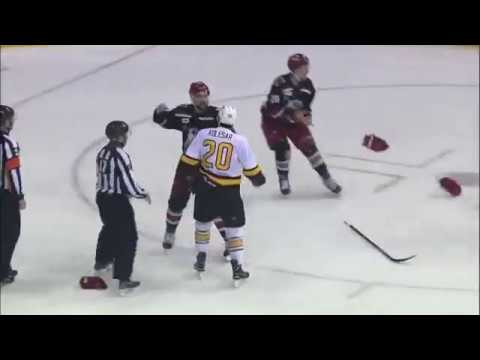 Scooter Vaughan vs. Daniel Renouf