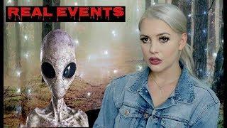 Terrifying TRUE Alien Abduction Stories…