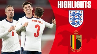 Inggris 2-1 Belgia Matchday 3