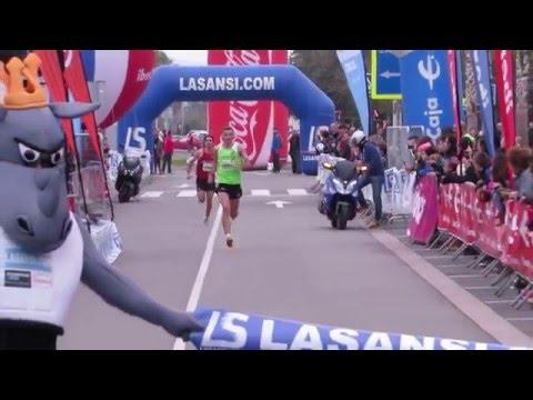 La Sansi 3 Mataró llegada del campeón