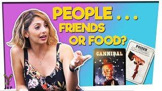 DONNER DINNER PARTY | Don't Eat Me! | Ft. Steven Green & Nikki Limo