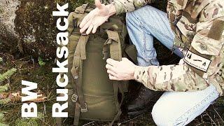 Der BW Kampfrucksack | Outdoor AusrüstungTV