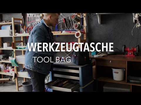TROIKA Werkzeugtasche TOOL BAG