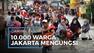 Wilayah Genangan Meluas, 5 Kecamatan Terdampak Banjir