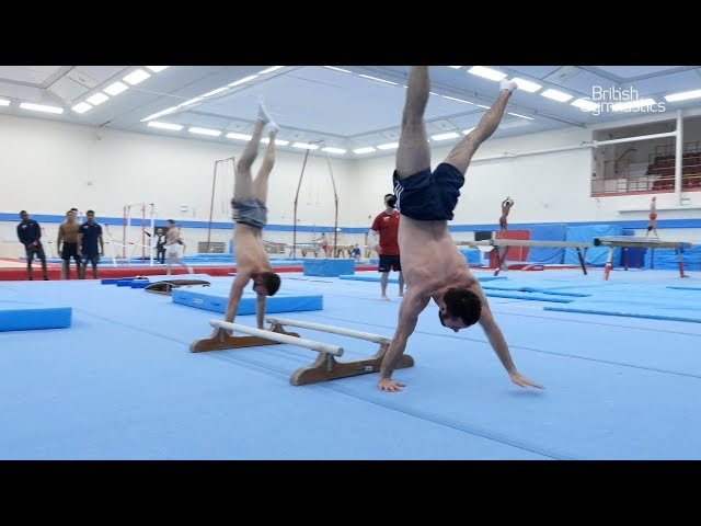 25 Mar 2019 One of the benefits of being a British Gymnastics