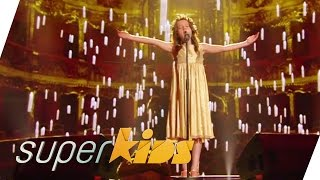 11yrs old stunning soprano! | Superkids