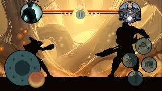 Shadow Fight 2 Special Edition Sombra VS Titã Final fight HD