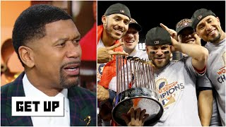 Jalen Rose lost all respect for the Astros after the sign-stealing scandal | Get Up