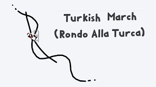 [Line Rider] Turkish March (Rondo Alla Turca)