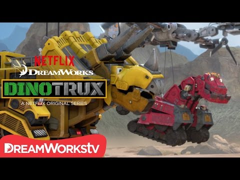 Dinotrux Season 4 First Look Promo