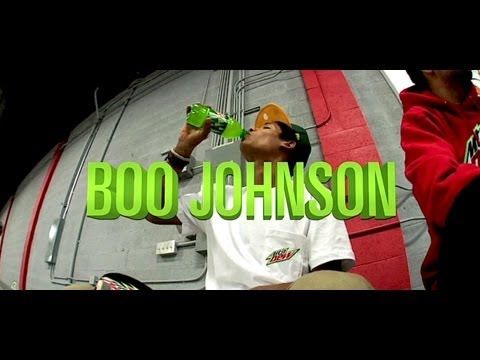 Boo Johnson - Welcome to the Team