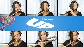 Up: Married Life on Flute + Sheet Music!