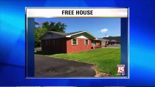 Miss. Church Giving Away Free House