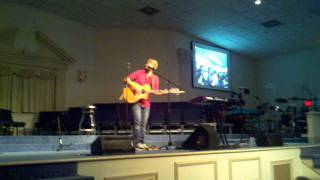 Josh Wilson Hey Jude reprise, Shadowbrook Baptist