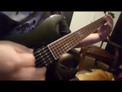 Test John Petrucci 60 with Dimarzio crunch lab - смотреть онлайн на