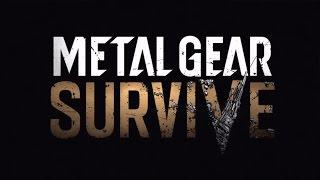 Metal Gear... Survive...